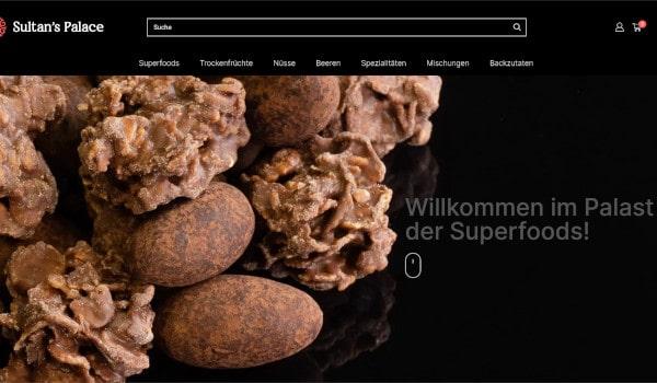 Trockenfrüchte online kaufen - Superfood - Sultans Palace